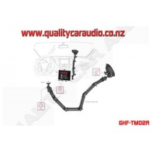 GHF-TM02A Go Hands Free Alloy Tablet Windscreen Mount - Easy LayBy