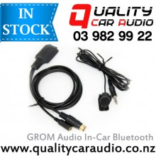 """GROM Audio In-Car Bluetooth Extension -Wireless-BTD -""""EASY LayBy"""""""