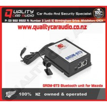 GROM-BT3 Bluetooth unit for Mazda - Fitted Deal