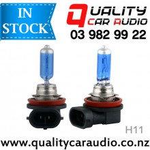Pro Lite H11 12v 100W HID BULB Pair -Easy LayBy