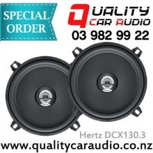 """Hertz DCX130.3 5.25"""" 80W 2 Way Coaxial Speakers"""