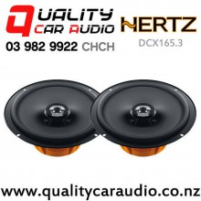 """Hertz DCX165.3 6.5"""" 120W (60W RMS) 2 Way Coaxial Car Speakers (pair) with Easy Finance"""