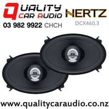 Hertz DCX460.3 4x6' 80W (40W RMS) 2 Way Coaxial Car Speakers (pair) with Easy Finance