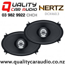 "Hertz DCX570.3 5x7"" 120W (60W) 2 Way Coaxial Car Speakers (pair) with Easy Finance"