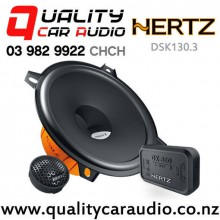 "Hertz DSK130.3 5.25"" 120W (60W RMS) 2 Way Component Car Speakers (pair) with Easy Finance"