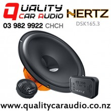 """Hertz DSK165.3 6.5"""" 160W (80W RMS) 2 Way Component Car Speakers (pair) with Easy Finance"""