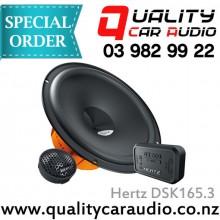 """Hertz DSK165.3 6.5"""" 160W Component Speakers"""