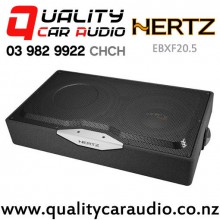 "Hertz EBXF20.5 8"" 600W (200W RMS) Flat Car Subwoofer with Easy Finance"