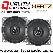 "Hertz ECX100.5 4"" 120W (40W RMS) 2 Way Coaxial Car Speakers (pair) with Easy Finance"