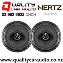 "Hertz ECX165.5 6.5"" 210W (70W RMS) 2 Way Coaxial Car Speakers (pair) with Easy Finance"