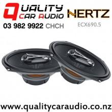 "Hertz ECX690.5 6x9"" 300W (100W RMS) 2 Way Coaxial Car Speakers (pair) with Easy Finance"