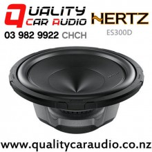 "Hertz ES300D 12"" 1050W (350 RMS) 4ohm Car Subwoofer with Easy Finance"