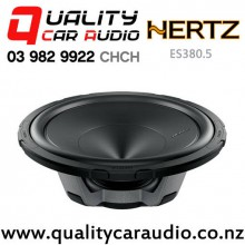 "Hertz ES380.5 15"" 1350W (450W) Single 4 ohm Voice Coil Car Subwoofer with Easy Finance"