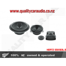 """HERTZ ESK163L.5 6.5"""" 375W 3 Way Component Speaker System - Easy LayBy"""