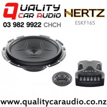 "Hertz ESKF165 6.5"" 270W (90W RMS) Slimline 2 Way Component Car Speakers (pair) with Easy Finance"