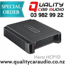 Hertz HCP1D Mono D Class 1400W Amplifier