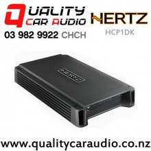 Hertz HCP1DK 1240W (RMS) Mono Channel Car Amplifier with Easy Finance