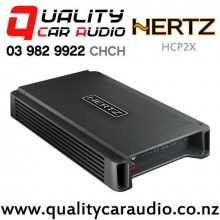 Hertz HCP2X 800W 2/1 Channel Car Amplifier with Easy Finance
