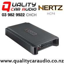 Hertz HCP4 380W 4/3/2 Channel AB Class Car Amplifier with Easy Finance