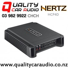 Hertz HCP4D 1160W (RMS) 4/3/2 Channel Class D Car Amplifier with Easy Finance