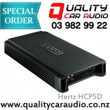 Hertz HCP5D 5 Channel D Class 1500W Amplifier