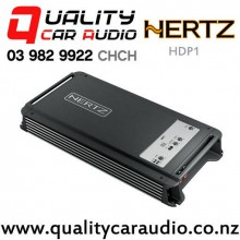 Hertz HDP1 2000W Mono Channel Class D Car Amplifier with Easy Finance