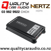 Hertz HDP4 1000W 4/3/2 Channel Class D Car Amplifier with Easy Finance