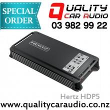 Hertz HDP5 5 Channel 950W D-Class Amplifier - Easy Layby