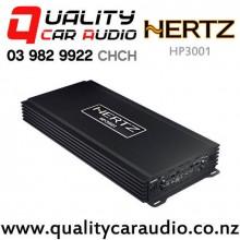 Hertz HP3001 3000W Mono Channel Class D Car Amplifier with Easy Finance