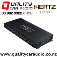 Hertz HP6001 5000W Mono Channel Class D Car Amplifier with Easy Finance