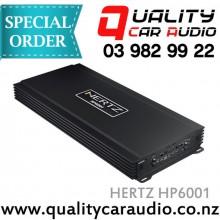 Hertz HP6001 5000W Mono Channel Amplifier - Easy Layby