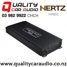 Hertz HP802 1800W 2/1 Channel AB Class Car Amplifier with Easy Finance