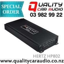 HERTZ HP802 2/1 Channel 1800W AB Class amplifier - Easy LayBy
