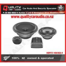 "HERTZ HSK163.4 6.5"" 300W 3 Way Component Speakers - Easy LayBy"