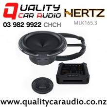"""HERTZ MLK165.3 6.5"""" 300W (150W RMS) 2 Way Component Car Speakers (pair) with Easy Layby"""
