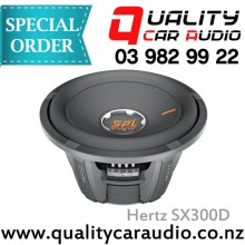 """HERTZ SX300D 12"""" 3200W 4ohm Subwoofer - Easy LayBy"""