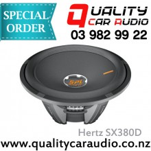 "HERTZ SX380D 15"" 4000W 4ohm Subwoofter - Easy LayBy"