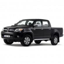 Toyota Hilux 2005-2011 Setup