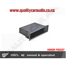 Honda Car Stereo Single Din Pocket with Easy Layby
