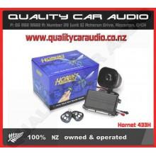 Hornet 433HR 4 Star Car Alarm System - Easy LayBy