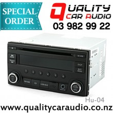 Hu-04 USB AUXNISSAN Universal Factory Unit 10 on - Easy LayBy