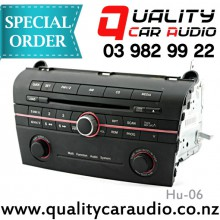 Hu-06 CD AUX MAZDA 3 / AXELA  Factory Head Unit - Easy LayBy