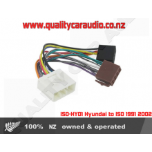 ISO-HY01 Hyundai to ISO 1991 2002 - Easy LayBy