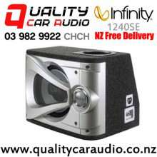 "Infinity 1240SE 12"" 1200W (300W RMS) Car Subwoofer in Original Box with Easy LayBy"