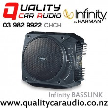 "Infinity BassLink 10"" Class D 200W Powered Subwoofer with Easy LayBy"
