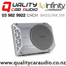 "Infinity BASSLINK SM 8"" 125W RMS Class D Power Under Seat Subwoofer with Easy Finance"
