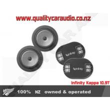 """Infinity Kappa 10.9T 1"""" Kappa Series Tweeters - Easy LayBy"""