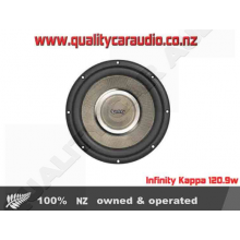 "Infinity Kappa 120.9w 12"" Dual Impedance SUB - DISCONTINUE MODEL"