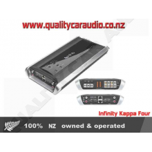 Infinity Kappa Four 4 Ch 4 x 125W RMS Amplifier - Easy LayBy