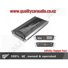 Infinity Kappa Four 4 Ch 4 x 125W RMS Amplifier - Easy LayBy